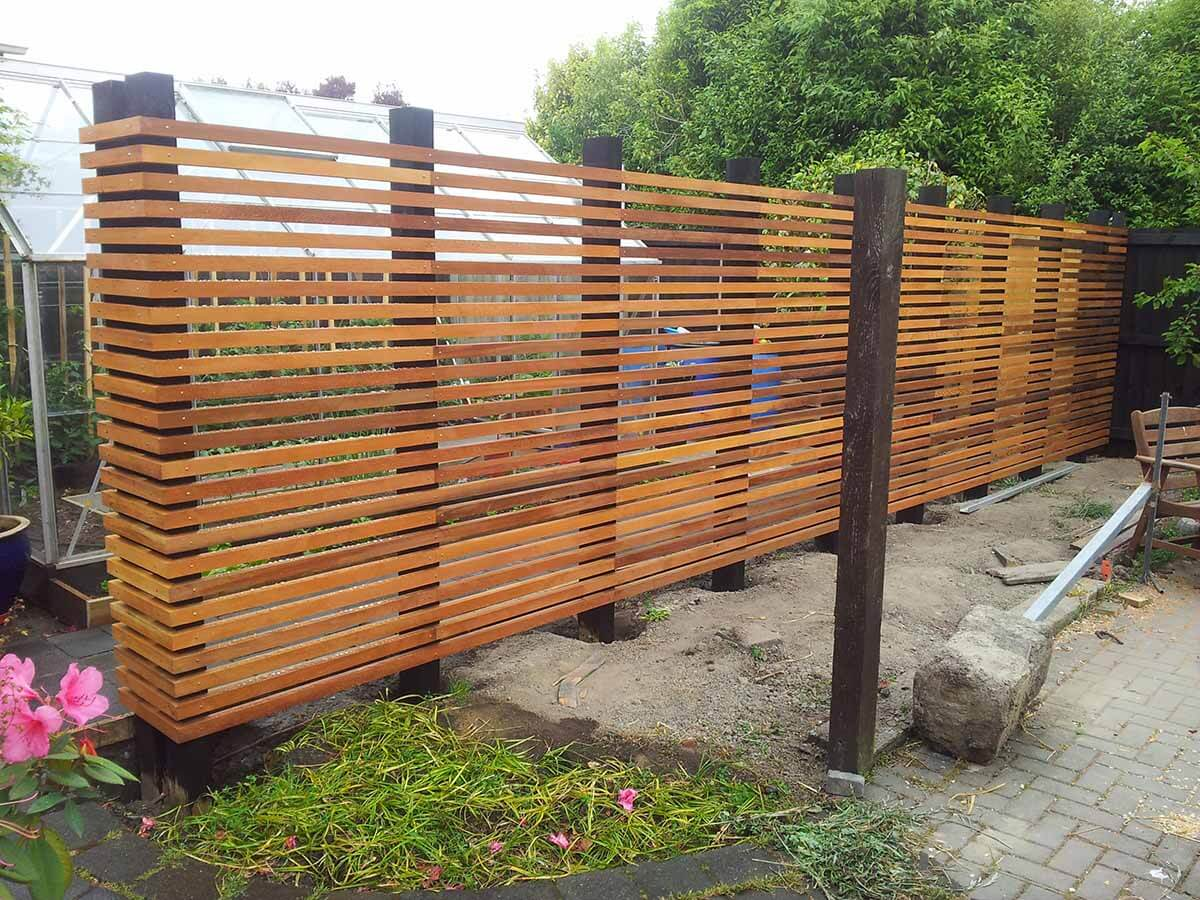 24 Best DIY Fence Decor Ideas and Designs for 2017 on Wooded Backyard Ideas id=59642
