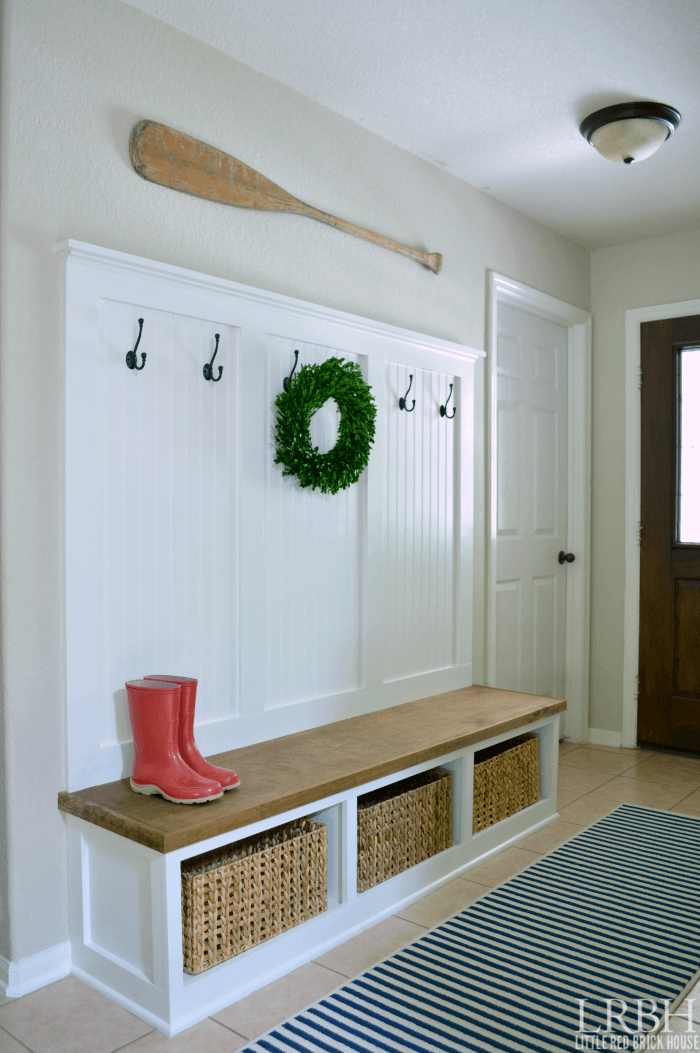 25 Best DIY Entryway Bench Projects Ideas And Designs For 2017