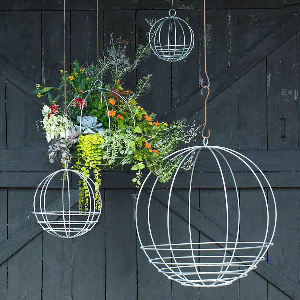 45 Best Outdoor Hanging Planter Ideas and Designs for 2017 on Plant Hanging Ideas  id=33492