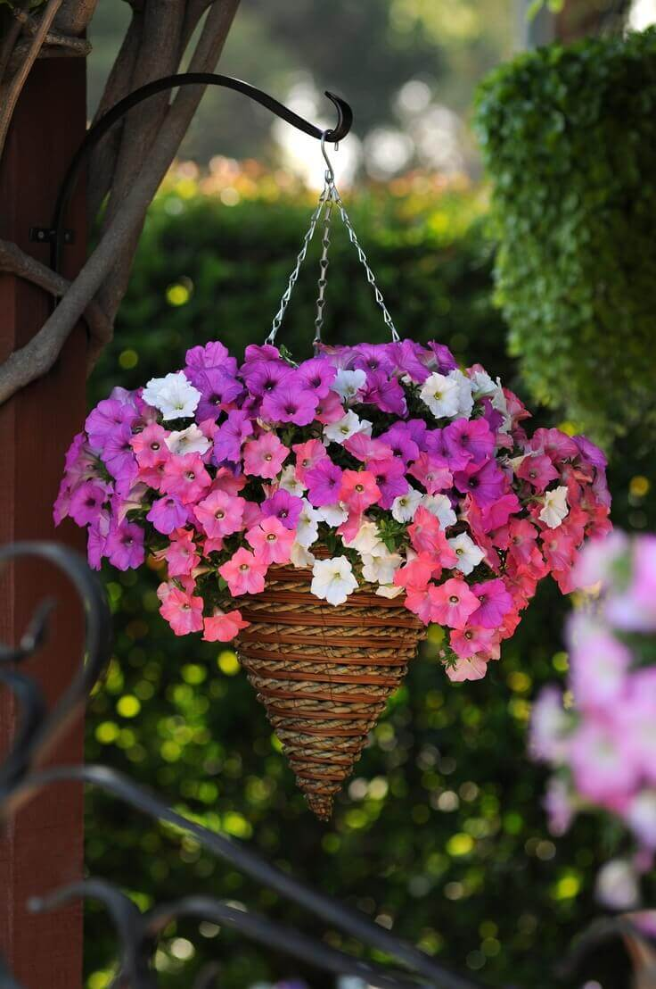 45 Best Outdoor Hanging Planter Ideas and Designs for 2017 on Plant Hanging Ideas  id=94949