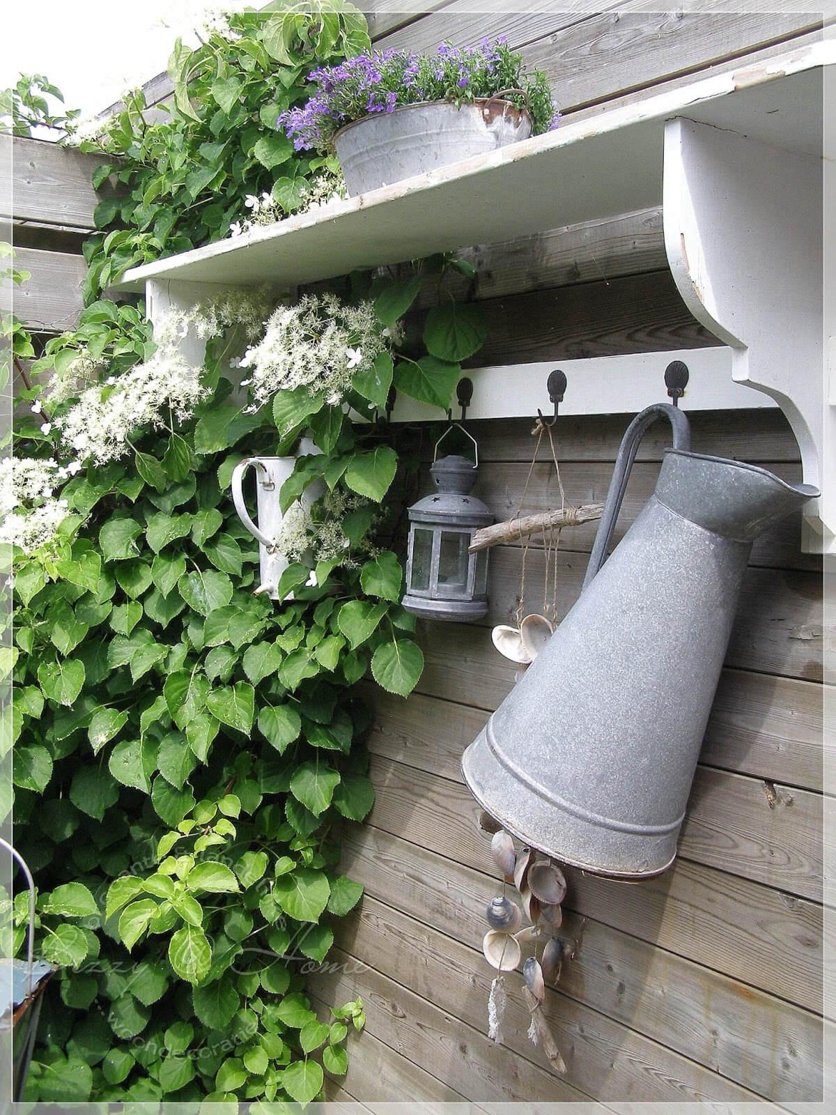 47 Best Rustic Farmhouse Porch Decor Ideas and Designs for ... on Farmhouse Yard Ideas id=59854