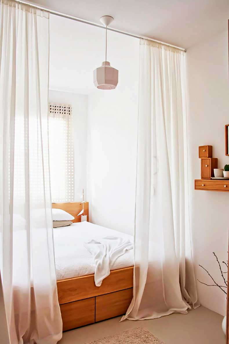 37 Best Small Bedroom Ideas and Designs for 2017 on Small Bedroom Ideas  id=68515