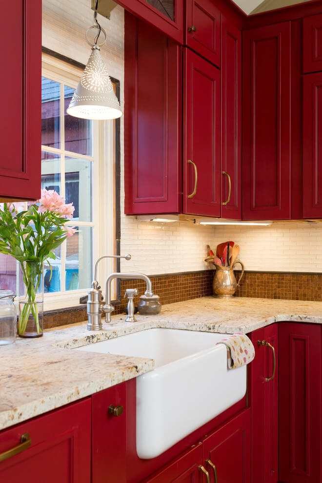 23 best kitchen cabinets painting color ideas and designs on best paint for kitchen cabinets diy id=24927