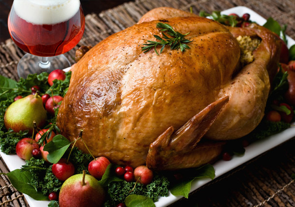 8 Thanksgiving Recipes That Incorporate Beer American
