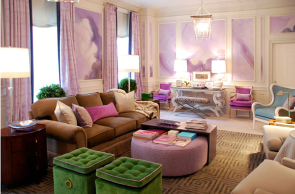 15 Colorful Living Room Designs for a Dynamic Look   Home ... on Colourful Living Room  id=57732