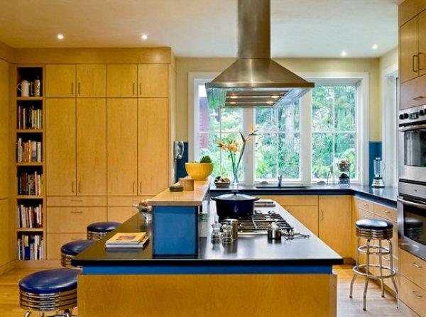 vintage mid century modern kitchen cabinets