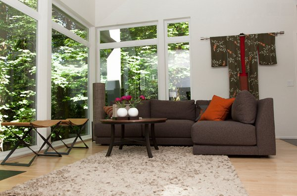 living room in japanese