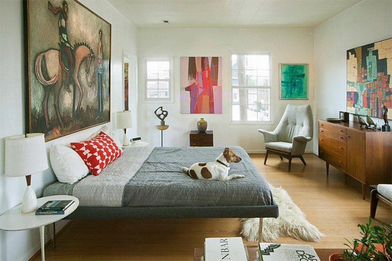 new mid century modern bedroom furniture