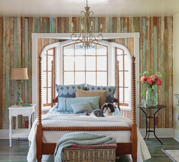 Designer Pallet Wall Patterns for your Home | Home Designing on Pallet Bedroom  id=67967