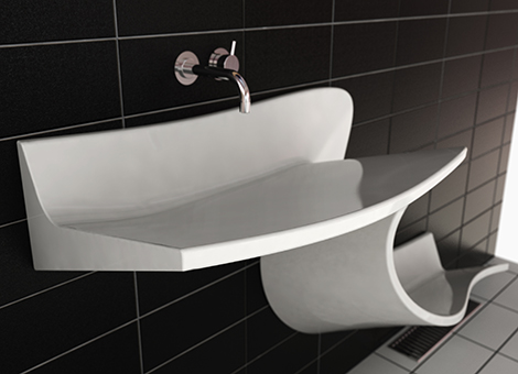 abisko super cool wash basin