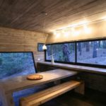 BAK Architects construct Concrete house in Mar Azul Forest10