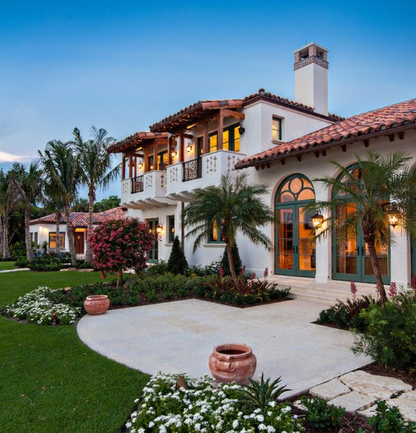 spanish style homes under 3000 square feet