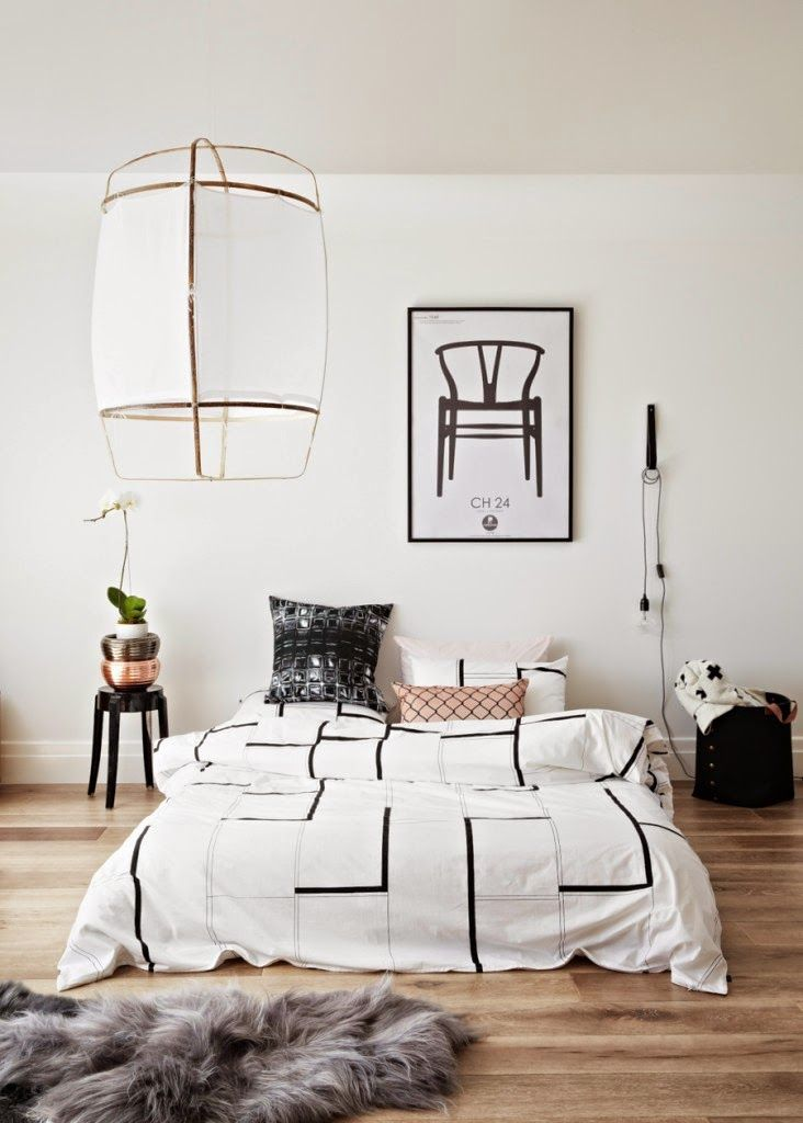 How To Decorate A Bedroom With White Walls on Bedroom Wall Decor  id=37020