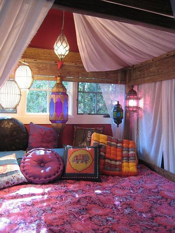Moroccan Bedroom Ideas Exotic Traditional