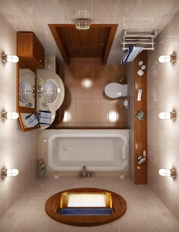 Small Bathroom Decorating Ideas For The Interior Design Of Your Home As Inspiration Decoration 9
