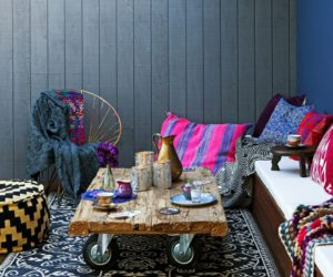 How To Give A Space a Bohemian Look