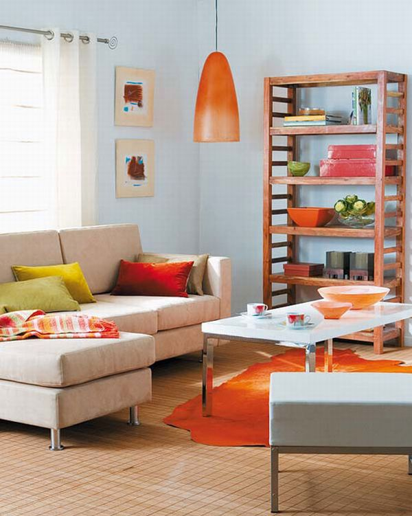 Colorful Living Room Interior Design Ideas on Colourful Living Room  id=94024
