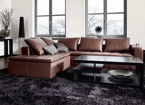Living Room Excellent Ideas Brown Sofa What Color Should I Paint My