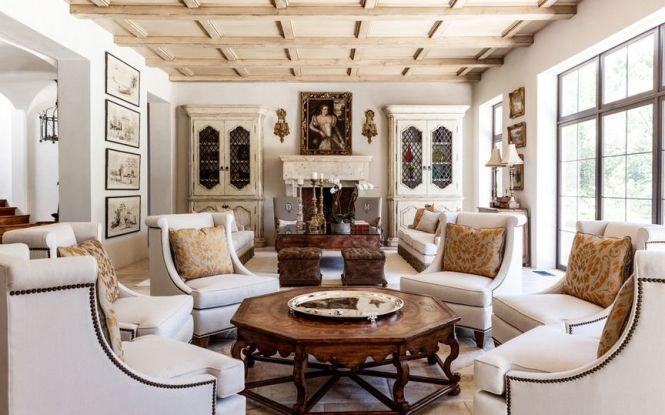 Living Room Furniture Arranging Fireside Chats