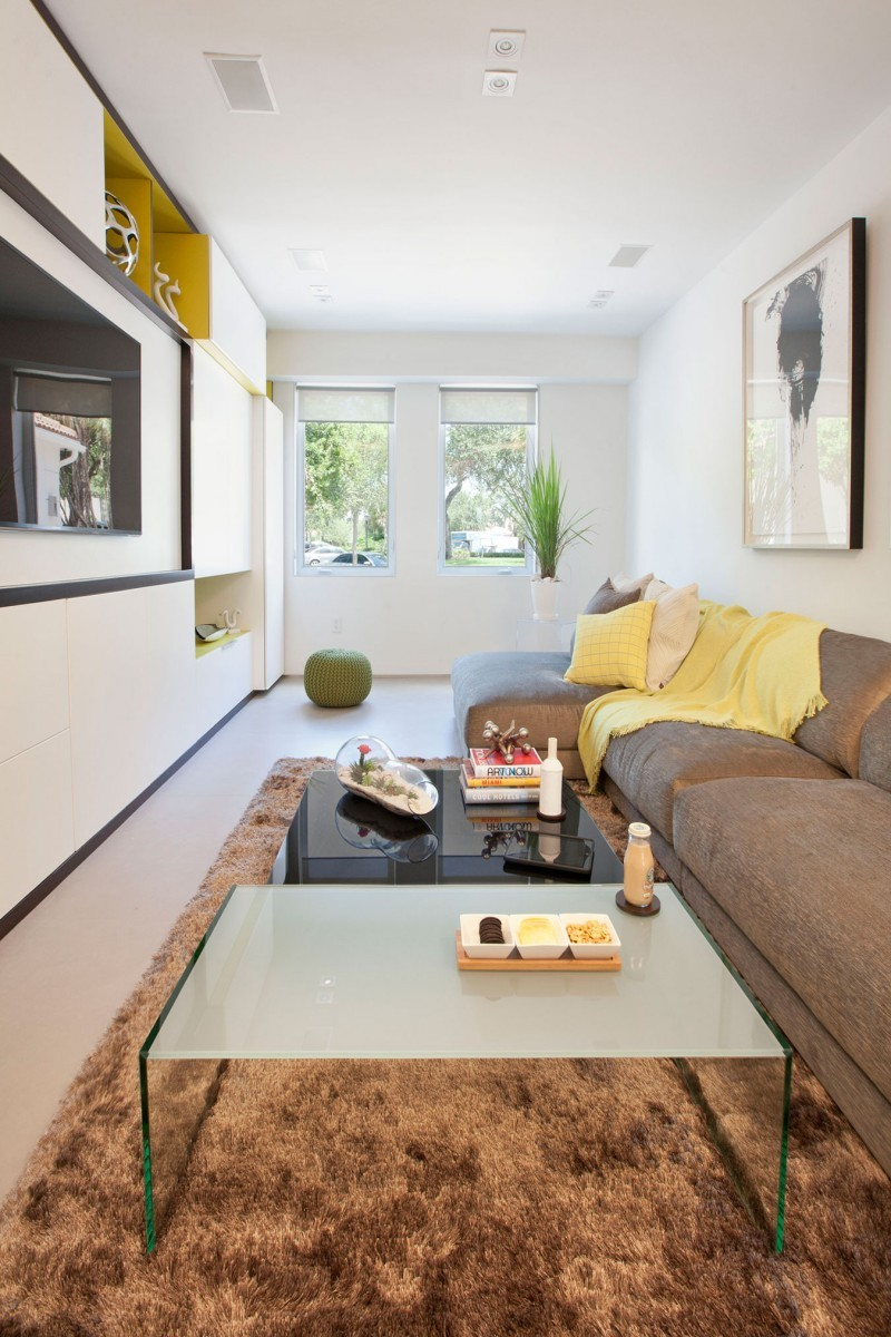 How To Place Furniture In A Small Narrow Living Room www