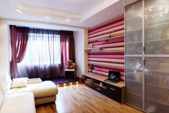 Ideas for a teen's bedroom design on Teens Bedroom Ideas  id=66110