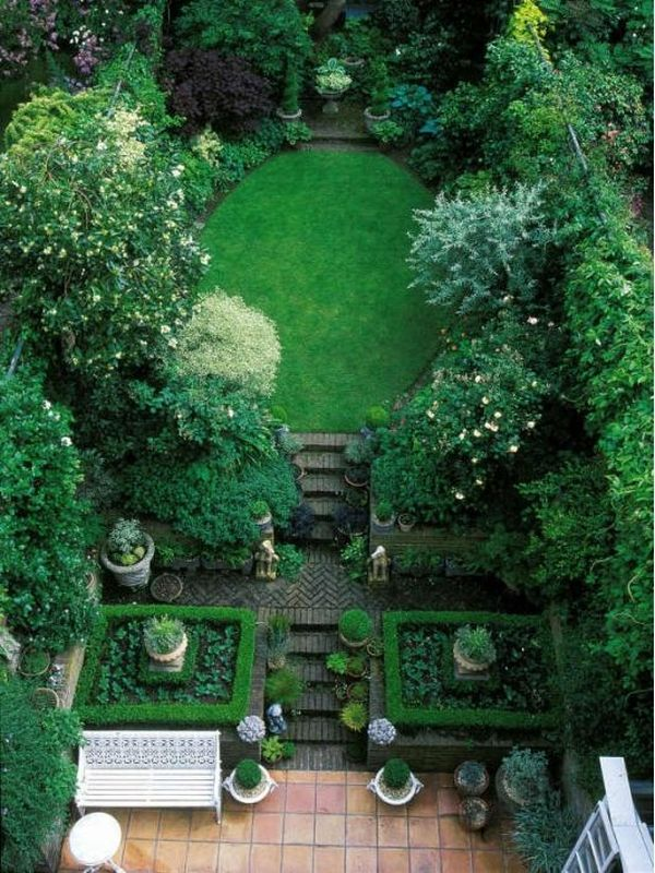How To Make Your Garden Look Bigger Without Expanding on Backyard Patio Landscaping id=55656