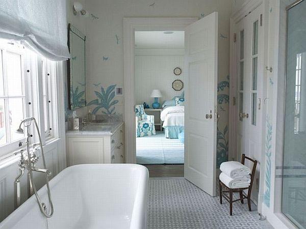 13 Beautiful Bathroom Design Ideas on Beautiful Bathroom Ideas  id=98775