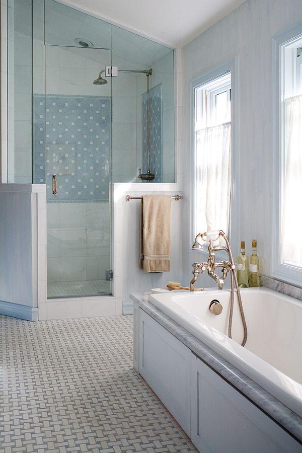 13 Beautiful Bathroom Design Ideas on Beautiful Bathroom Ideas  id=37562