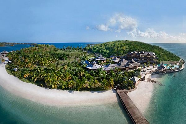 Top Ten Caribbean Resorts