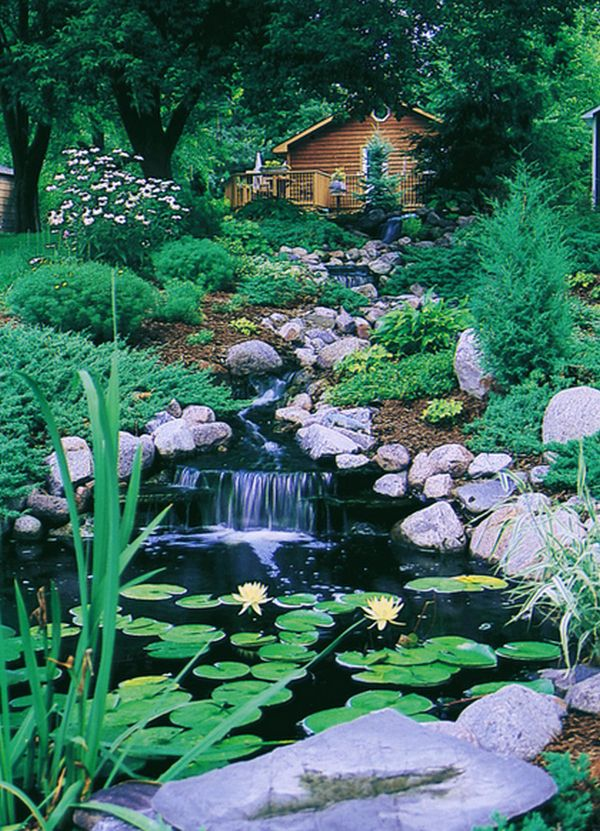 Useful Tips To Create A Paradise In Your Backyard on Backyard Stream Ideas id=65652