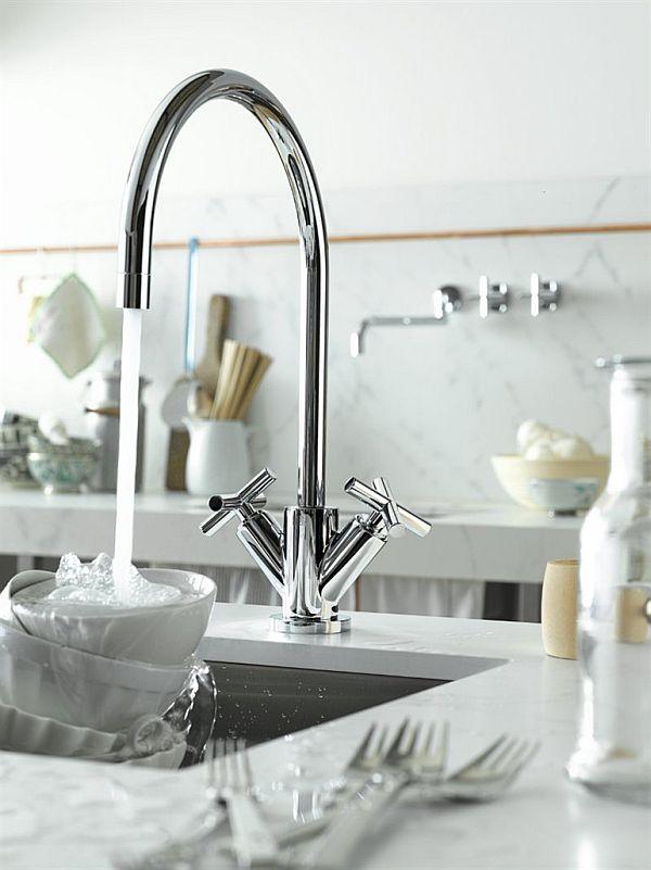 tara kitchen faucet designs by sieger