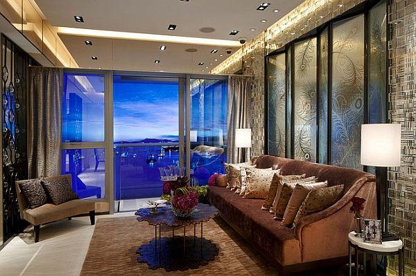 Sets Living Room Contemporary