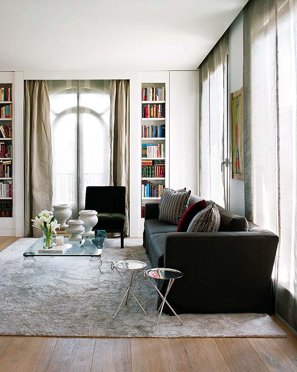 Pictures Modern Living Rooms Decorated