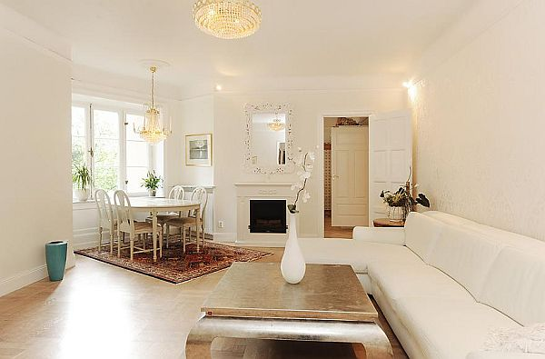 Newly Renovated Apartment In Stermalm