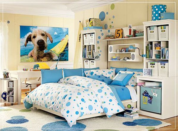 Amazing Girls Bedrooms ~ Small Bedroom on Room For Girls Teenagers  id=66305