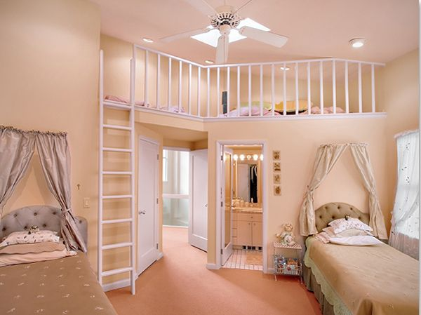 55 Room Design Ideas for Teenage Girls on Teen Room Girl  id=97630