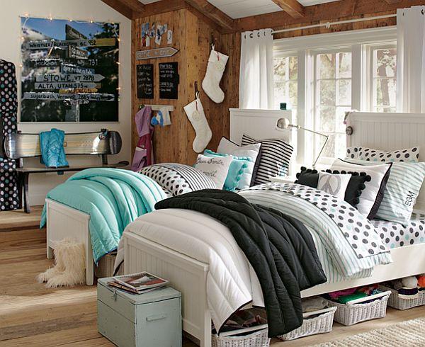 55 Room Design Ideas for Teenage Girls on Teenage Girls Room Decor  id=76026
