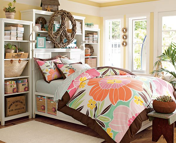 55 Room Design Ideas for Teenage Girls on Room Design For Girls Teenagers  id=49454