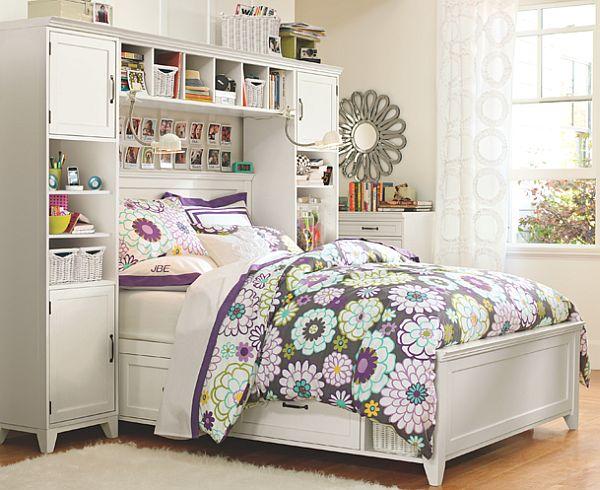 55 Room Design Ideas for Teenage Girls on Teen Girls Room Decor  id=72511