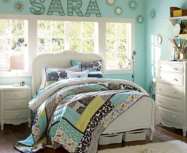 55 Room Design Ideas for Teenage Girls on Teen Room Girl  id=16962
