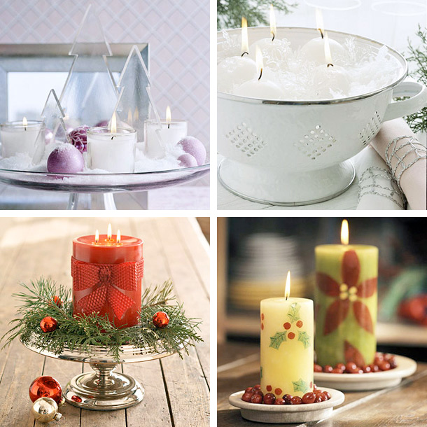 20 Candles Centerpieces Romantic Table Decorating Ideas For Valentines Day