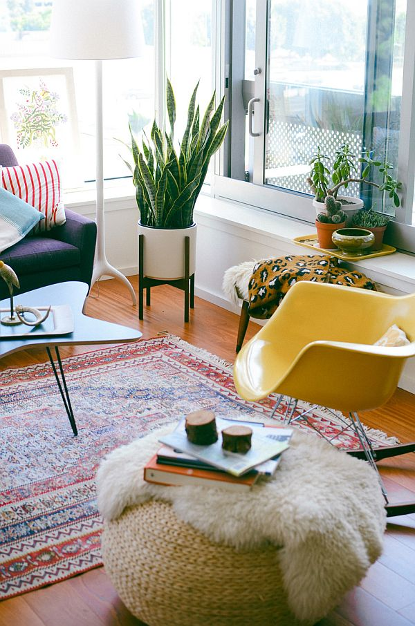 Modern And Colorful Interior Design