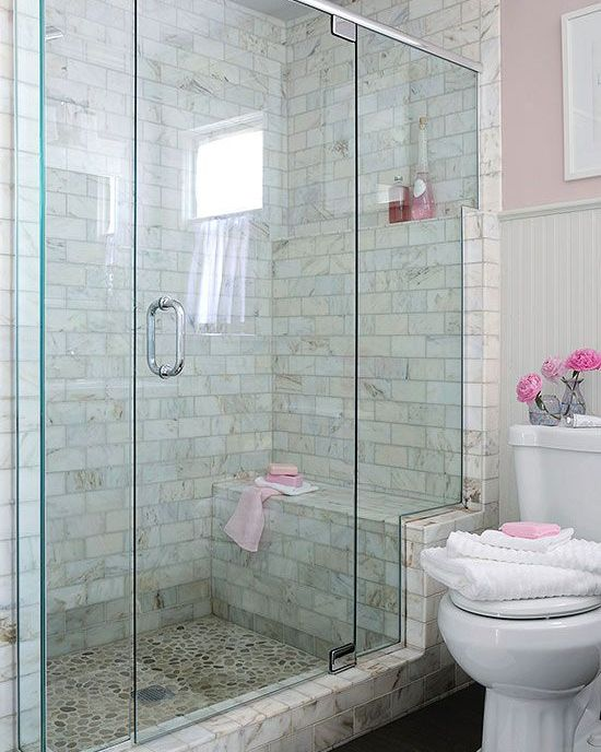 Budget-friendly Design Ideas For Small Bathrooms on Small Bathroom Ideas With Shower id=79387