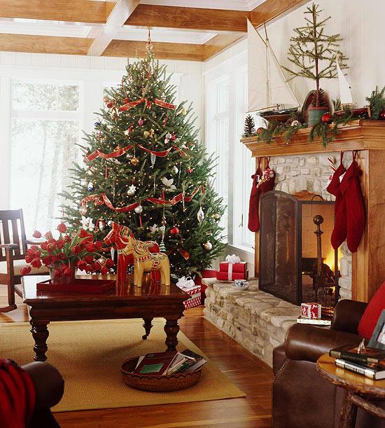 13 Christmas Living Room Decoration Ideas Imagine Your Homes