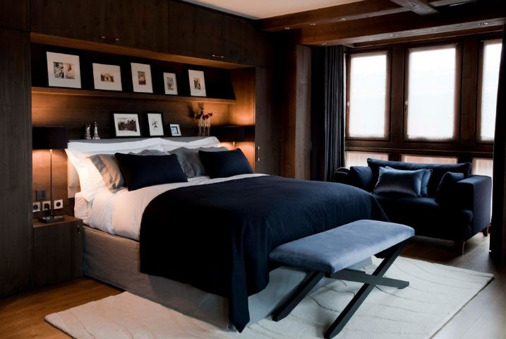 15 Practical Headboard Designs For All Bedroom Types on Small Room Decor Ideas For Guys  id=35654