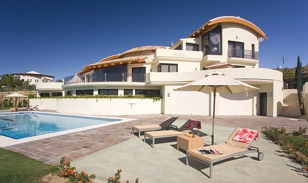 Another Luxurious Del Sol Villa In Marbella Spain