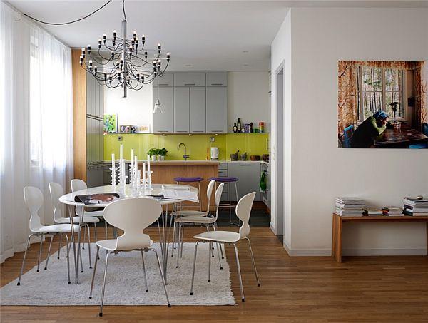 Informal Dining Room Decorating Ideas