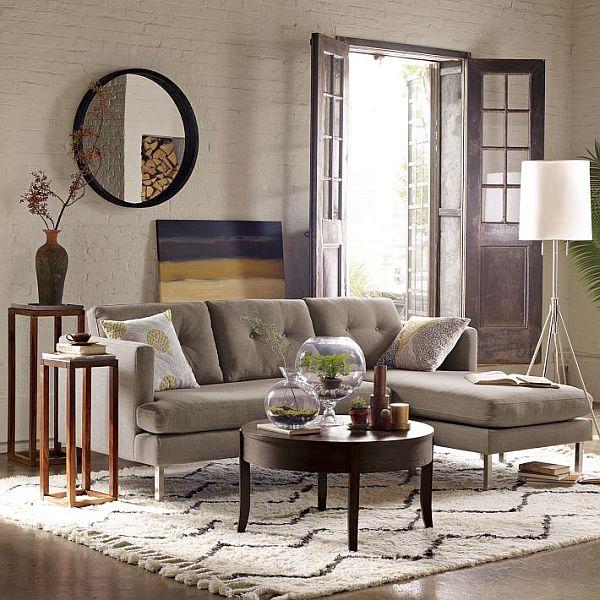 the elegant jackson sectional sofa