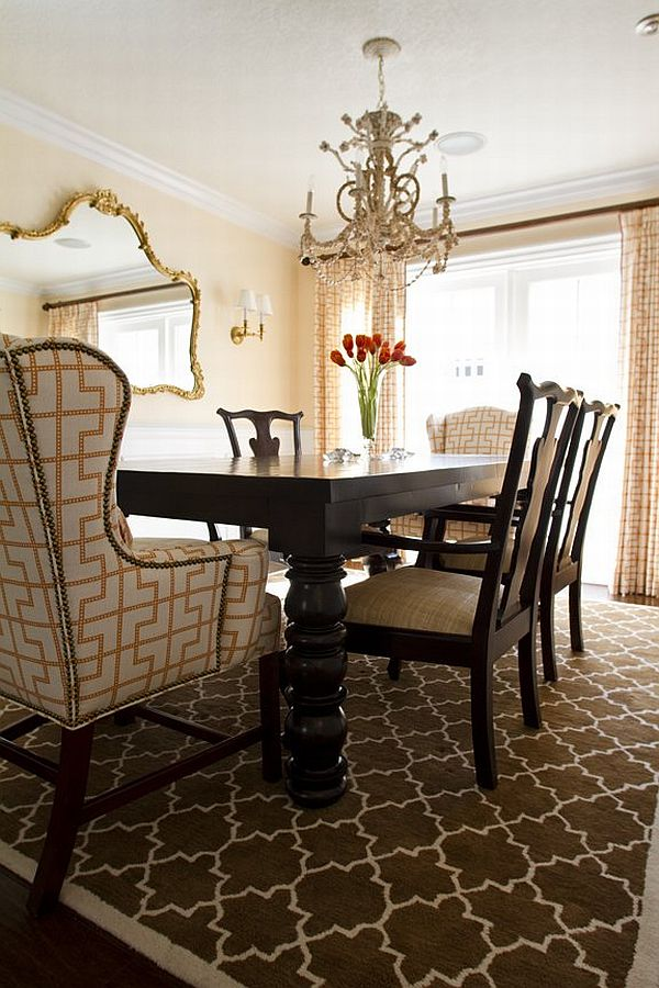 21 dining room design ideas for your home on dining room inspiration id=87704