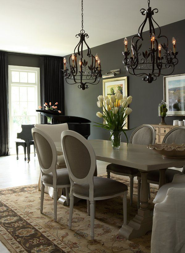 Gray interior design ideas for your home View in gallery